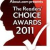 Readers' Choice Awards 2011 – Best Use of Color in Web Design