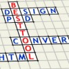 All about PSD to HTML Conversion
