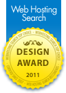 Web hosting search - Best Web Design Award